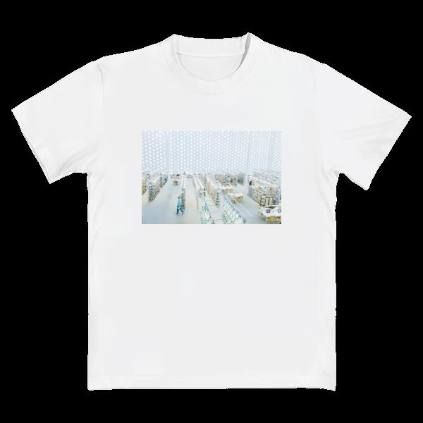 【海之未來圖書館】短T(白)by Y9UUの屋敷